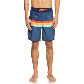 Quiksilver Everyday More Core 18 Boardshorts Men, azul/naranja